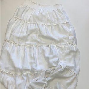 Loft maxi skirt NWT
